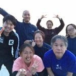 富山 ダイビング 集合写真