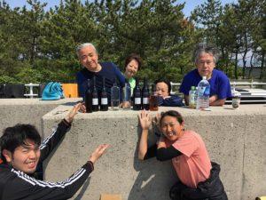 富山ミッドナイトダイブ 海底熟成酒 プロジェクト