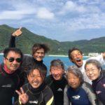 渡嘉敷島 沖縄県 ダイビング