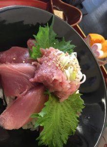 新鮮 海鮮 マグロ丼 ダイビング 美味しい 茨城 クレセント