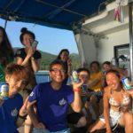 沖縄ダイビング ケラマダイブクルーズ マリーンプロダクト 茨城 クレセント ゴーゴースクーバ