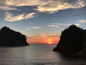 サンセットリゾート 浮島ダイビング 海洋実習 茨城 クレセント
