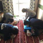 PADIEFR 救急法 蘇生法 AED 人工呼吸 ファーストエイド 茨城 クレセント