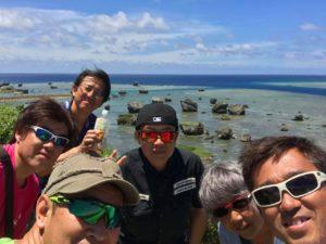 宮古島ダイビング 地形ダイブ 真夏の沖縄 茨城ダイビング クレセント