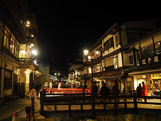 火曜日は定休日だったので、大正ロマンを感じられる山形県の銀山温泉へ行ってきました!! 千と千尋の神隠し