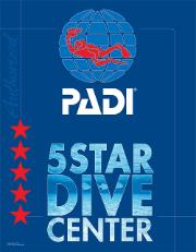 PADI 5STAR DIVECENTER