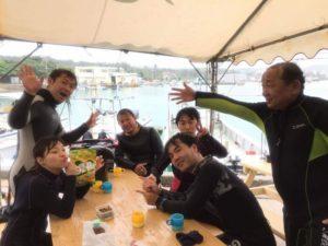 沖縄 ボートダイブ